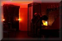erotisches Spielzimmer im Cupiditas Vivendi