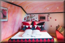 romantische Themenzimmer Burgnarr
