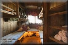 Zeit zu zweit in der Sauna